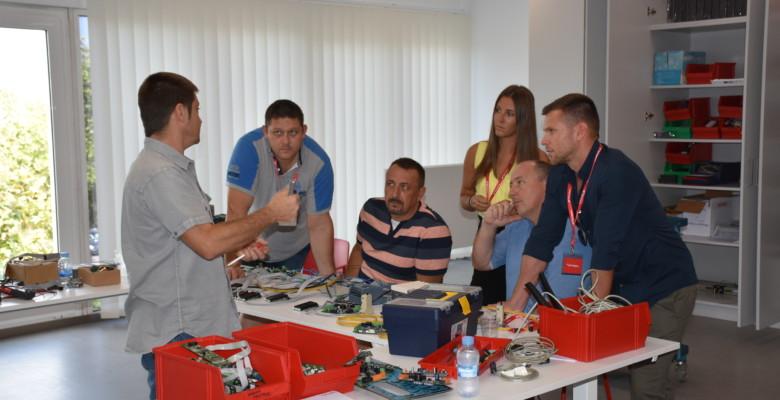 Továbbképzés Spanyolországban