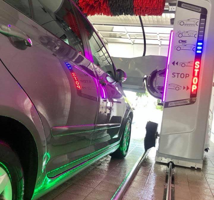 Legújabb autómosónk a MOL hálózatában!
