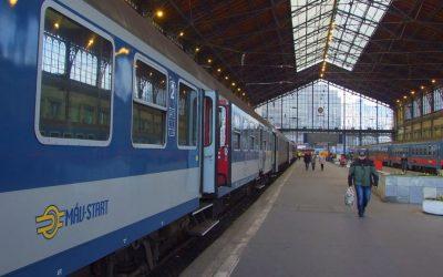 Nagytakarításba kezd a MÁV a vonatokon