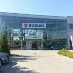 Új Mosó a Budaörsi Suzuki Világnál
